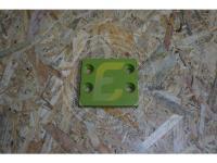 Пластина скользящая поршня квадрат Клас Маркант-40-41-45-50