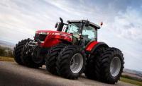 Трактор Massey Ferguson 8700