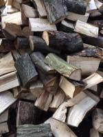 Рубленые колотые дрова