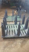 Ремонт вальца початкоотделителя режущего узла кукурузных жаток Claas Conspeed