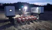 Автономный агроробот без трактора и водителя все в одном