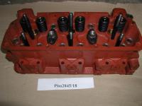 Головка блока цилиндров PLM 2845/18 дизельного двигателя Miliec SW 680