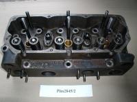 Головка блока цилиндров PLM 2845/2 дизельного двигателя Miliec SW 680