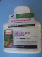 Инсектицид Кораген, 1 л - быстродействующий, НОВЫЙ, от плодожорки и колорадского жука