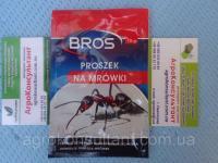 Брос Bros, порошок 10 г - эффективное средство для борьбы (уничтожения) от муравьев