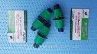 Ремонтный Фитинг для капельного полива, капельной трубки, ленты 16.0 мм oxi ( окси)