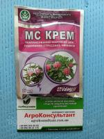 МС КРЕМ, (Vallagro), 25 мл - готовые фитогормоны для развития растений и восстанвления после стресса