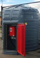 Топливораздаточный модуль для дизтоплива на 10000 л