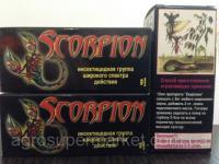 Скорпион — двухкомпонентный инсектицид против почвенных вредителей. 60мл