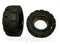 355/65-15 Цельнолитая шина для погрузчиков - Addo