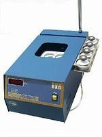 Аппарат ПОС-77м для определения содержания фактических смол в моторном топливе