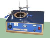 Аппарат ТВО для определении температуры вспышки нефтепродуктов в открытом тигле