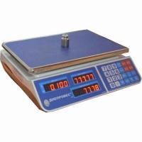 Торговые весы F902H 15EL1 Днепровес (ВТД-ЕЛ1)