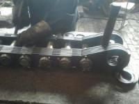 Цепи  грузовые пластинчатые  G-1000-5-100. гост-191-82