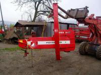 Силосный комбайн (сечкарня тракторная) для кукурузы Potinger MEX II-K
