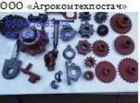 Запчасти на навозоразбрасыватель РОУ-6