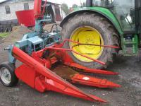 Сечкарня тракторная для кукурузы MENGELE