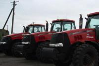 Услуги мощных тракторов Case