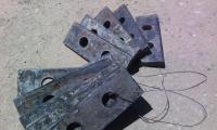 Молотки, оси, решета к дробилкам, зернодробилкам