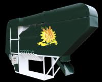 Сепаратор зерна ИСМ15 ЦОК с циклонно-осадочной камерой
