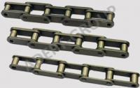 Роликовые цепи для зерновых цепных транспортеров