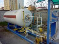 Газозаправочная станция (АГЗП)