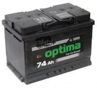 Аккумулятор 6СТ-74 Optima