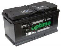 Аккумулятор 6СТ-100 Optima
