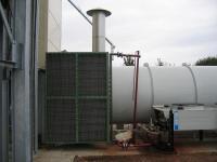 Зерносушилка NDT на твердом топливе