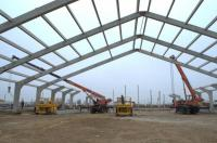 Железобетонные конструкции зернохранилищ, зданий для содержания КРС
