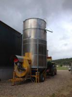 Услуги мобильной (передвижной) сушки зерна в вашем хозяйстве