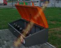 Колодцы для слива топлива