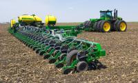 Посев пропашных и зерновых культур