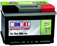 Аккумулятор Monbat для автомобиля
