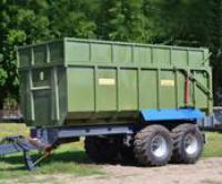 Тракторный самосвальный прицеп ТСП-20