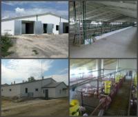Реконструкція та повна комплектація об'єктів сільського і промислового призначення