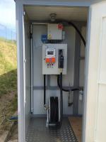 Контейнерная АЗС для не коммерческого отпуска любого вида топлива