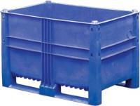 Пластиковый контейнермодель 800 TRI HI 740, сплошной