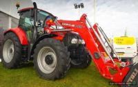 Case IH впервые продемонстрировал новую серию тракторов.