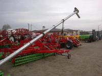 Шнековый зернотранспортер (12 т/час) 8 м