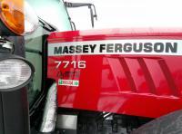 Трактор Massey Ferguson 7716