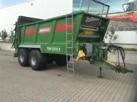 Прицеп для внесения органических удобрений Bergmann TSW 5210 S