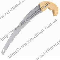 Ножовка садовая с дер. ручкой Truper 300мм и 360мм, STP-12 и STP-14 (30 см)