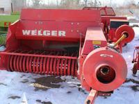 Пресс-подборщик Welger AP400