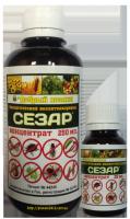 Сезар - биоинсектоакарицид против вредителей сада-огорода, новинка