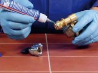 Резьбовой фиксатор для фиксации и герметизации резьбовых соединений