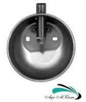 Чашечная поилка для свиноматок и хряков (нержавеющая сталь)