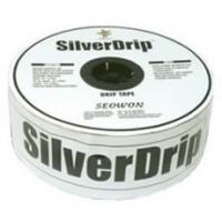"""Капельная лента Seowon """"Silver Drip"""" 6 мил Шаг - 0,1 м., бухта=1400 м"""